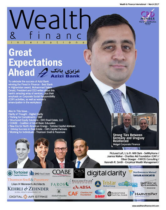 Wealth & Finance International March 2017