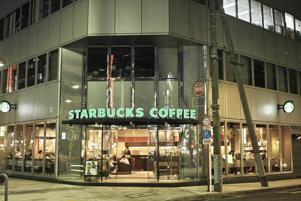 Starbucks to Buy Out Japanese Joint Venture