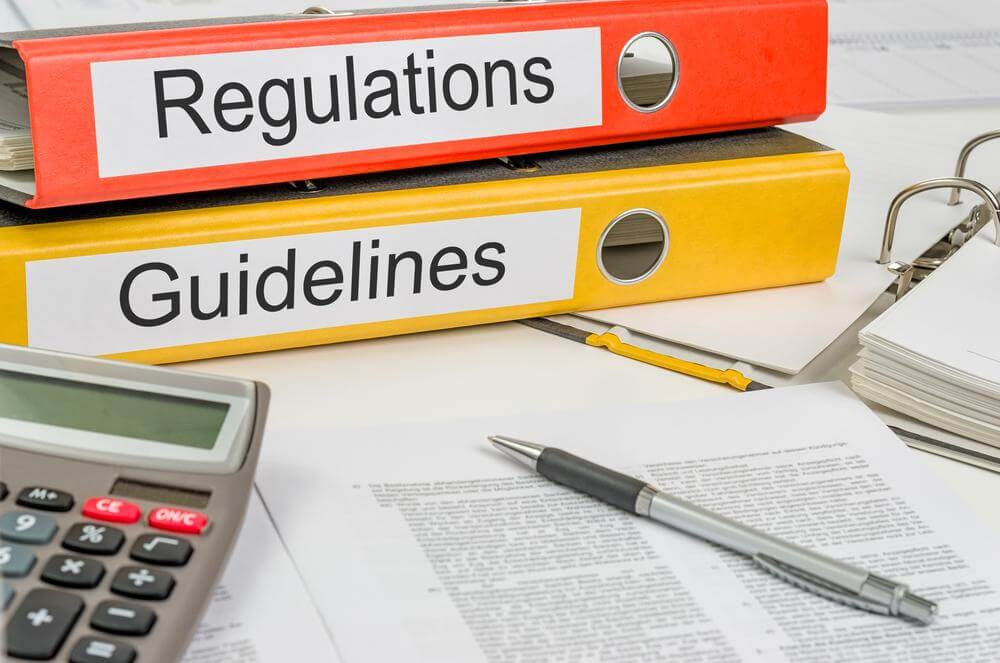 EEF Release Guidelines for New Construction Regulations in the UK