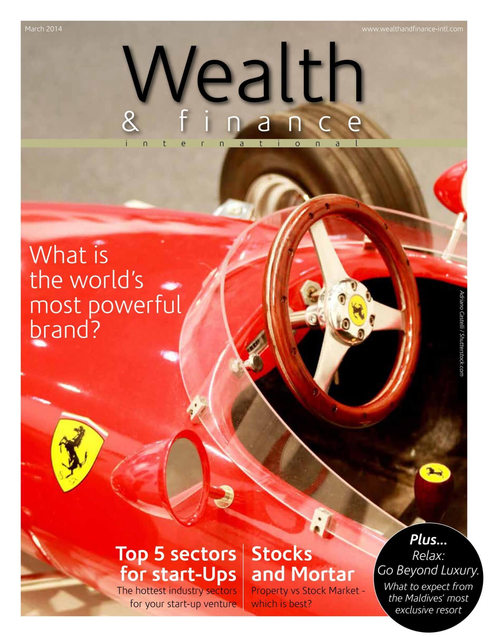 Wealth Magazine March 2014
