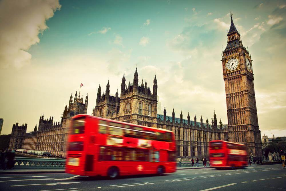 London's Status as Leading Global City Under Threat