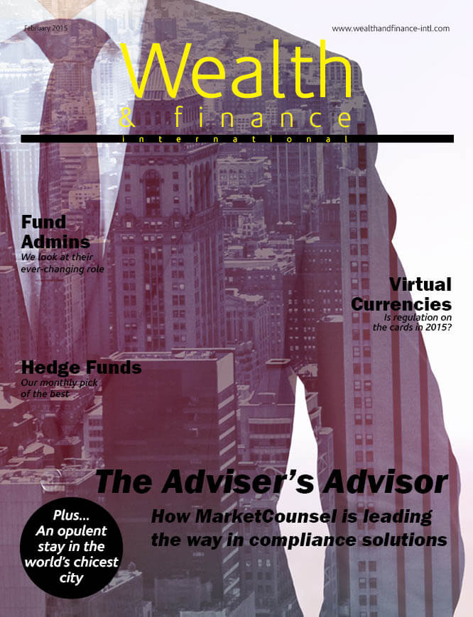 Wealth & Finance Magazine February 2015