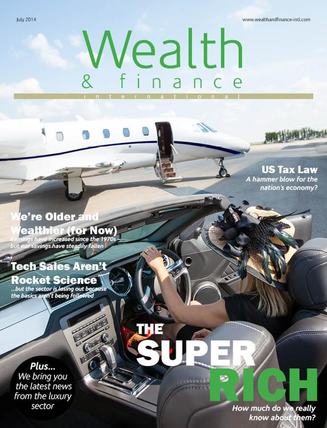 Wealth & Finance Magazine July 2014
