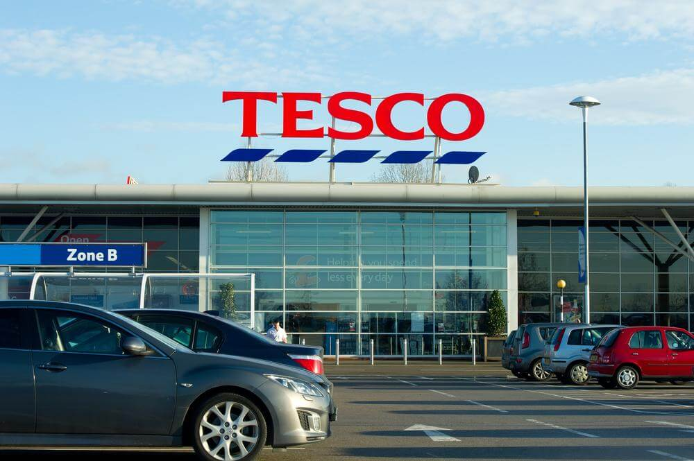 Tesco Appoints New CEO