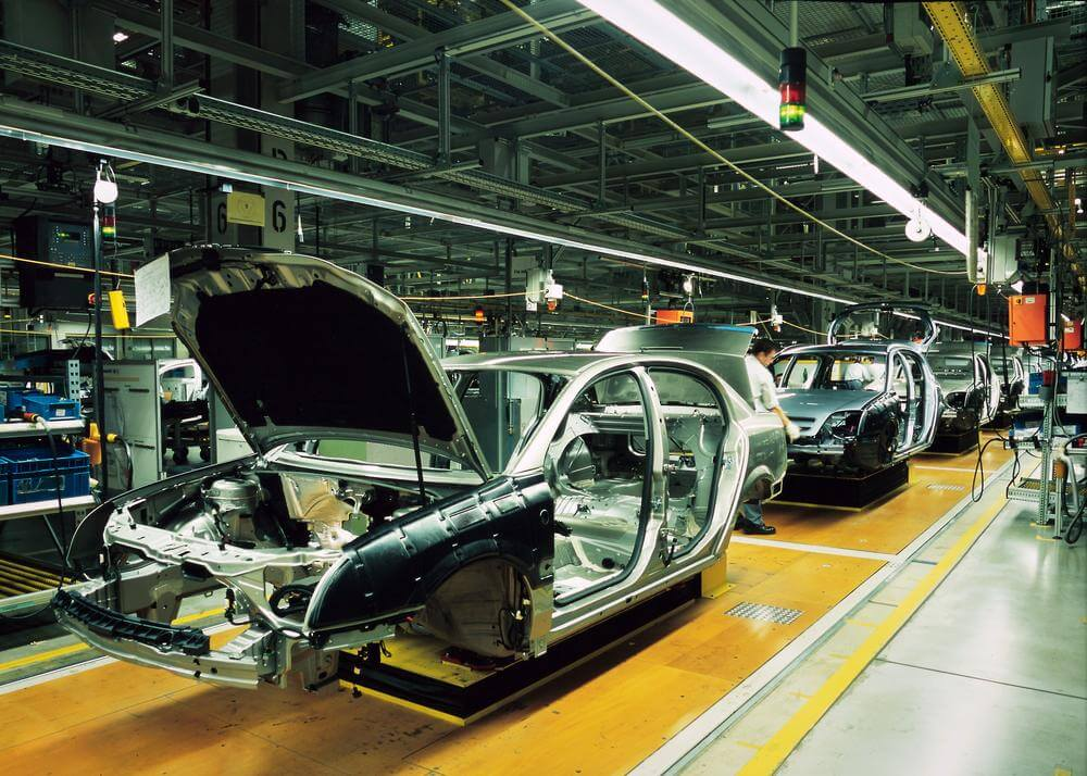 Increasing UK Car Production Driving M&A in Supply Chain