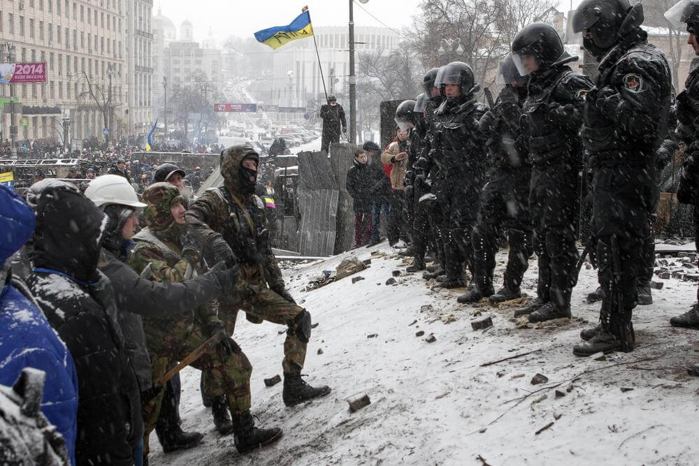 Ukraine Crisis Hits Investor Confidence in Russia
