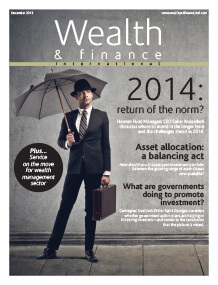 Wealth Magazine December 2013