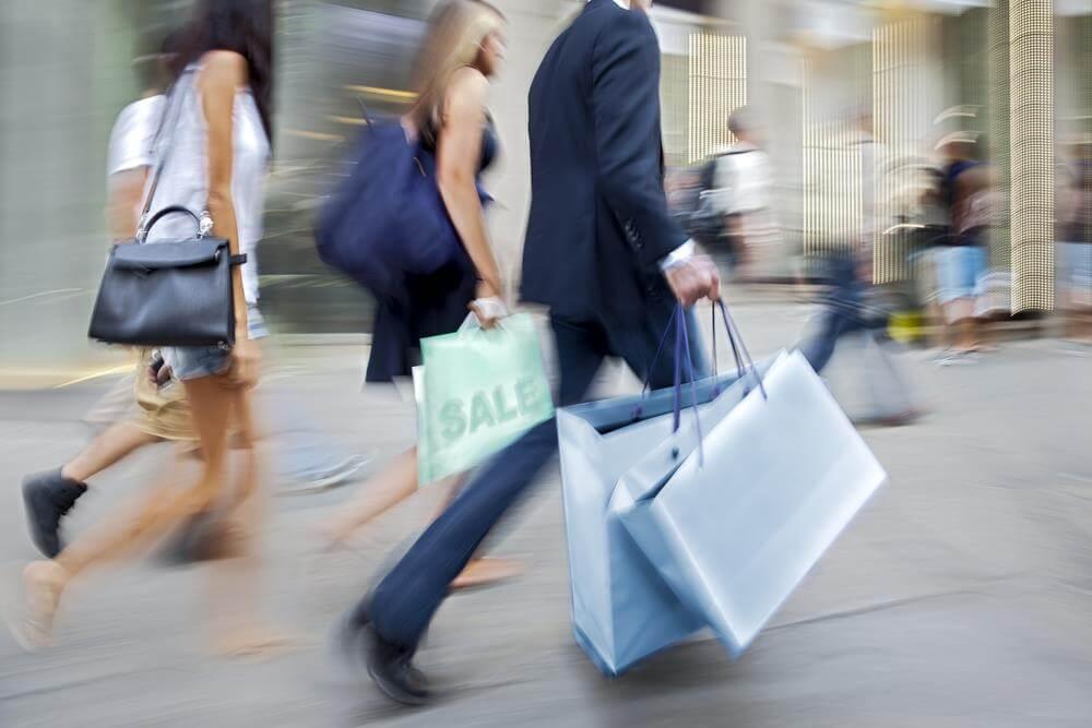 Scottish Retail Sales Grow 0.6%
