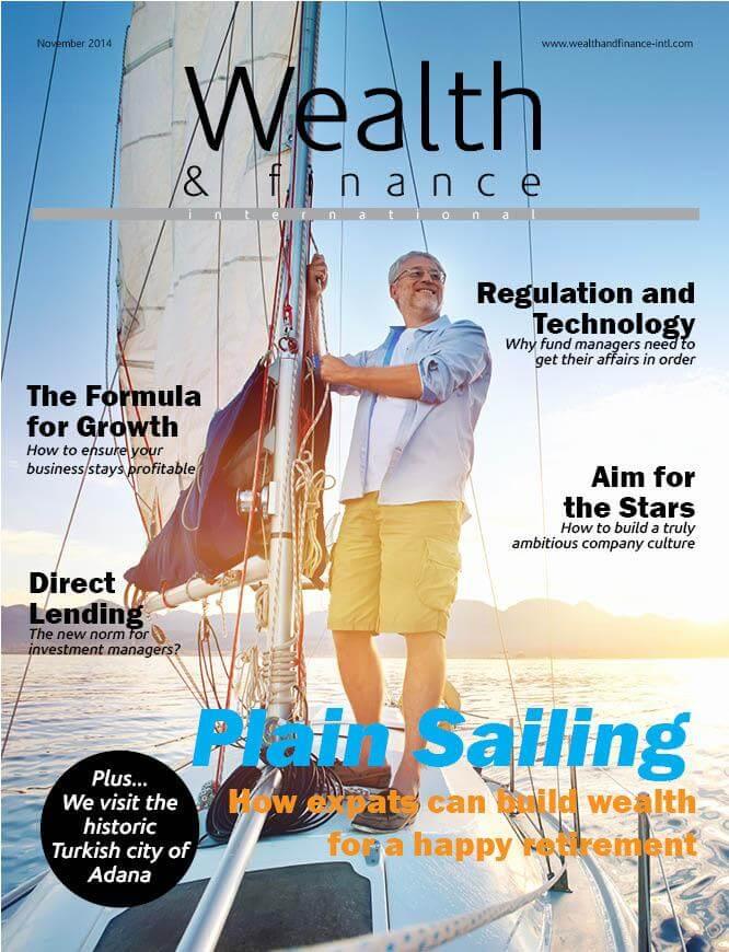 Wealth & Finance Magazine November 2014
