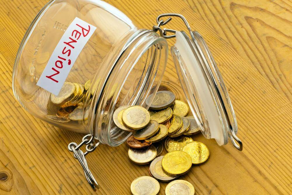 Study Shows Pensions Savings Often Neglected