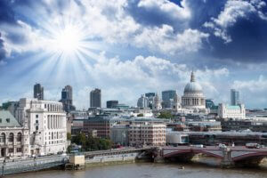 London Tops List of Attractive Cities for Business