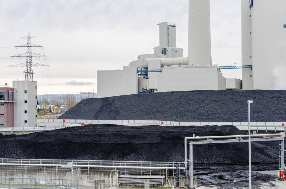 Global Coal Demand 9 Billion Tonnes p.a. By 2019