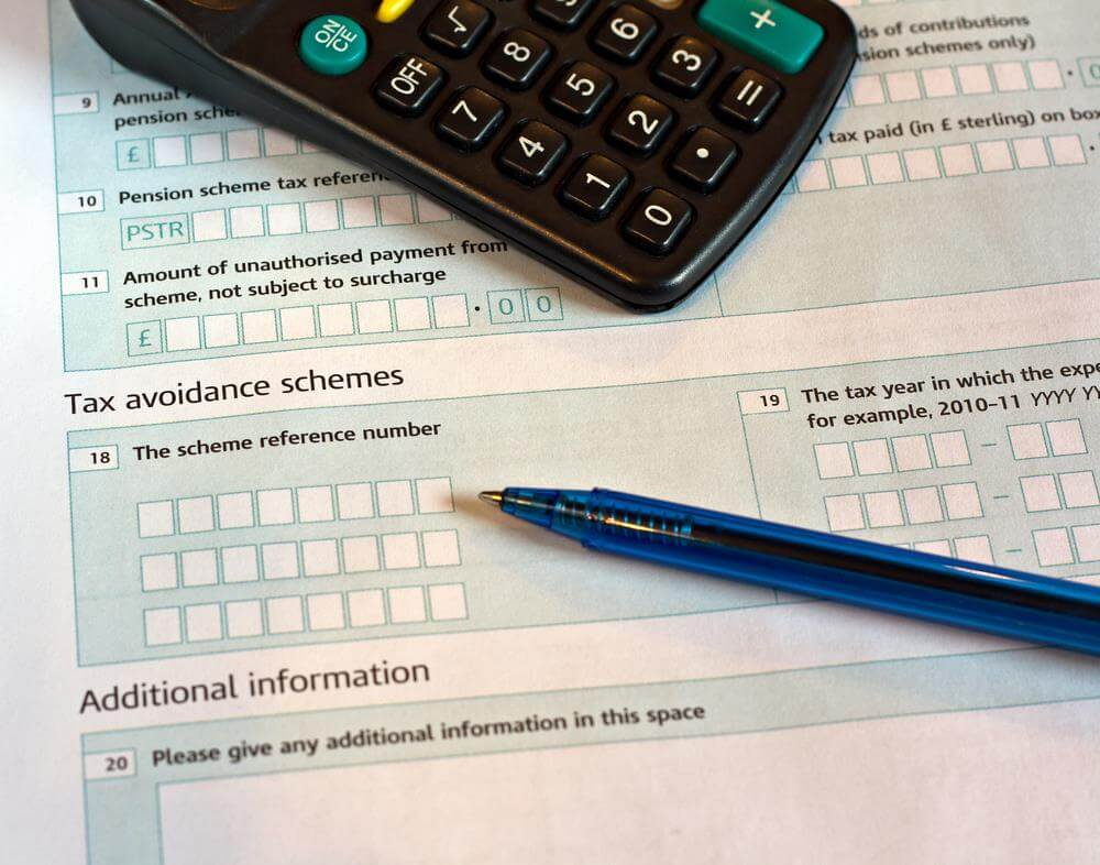 UK Taxman Seizes more than £2 Billion from tax Avoidance Scheme Users
