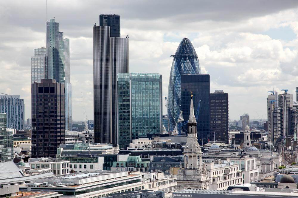 UK's Financial Services Trade Surplus is the World's Biggest