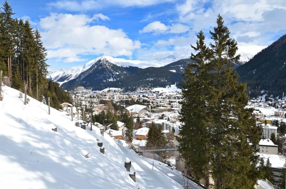 CBI report from Davos