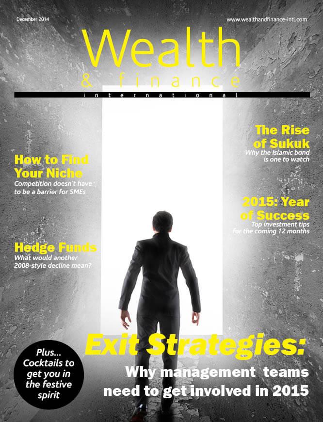 Wealth & Finance Magazine December 2014