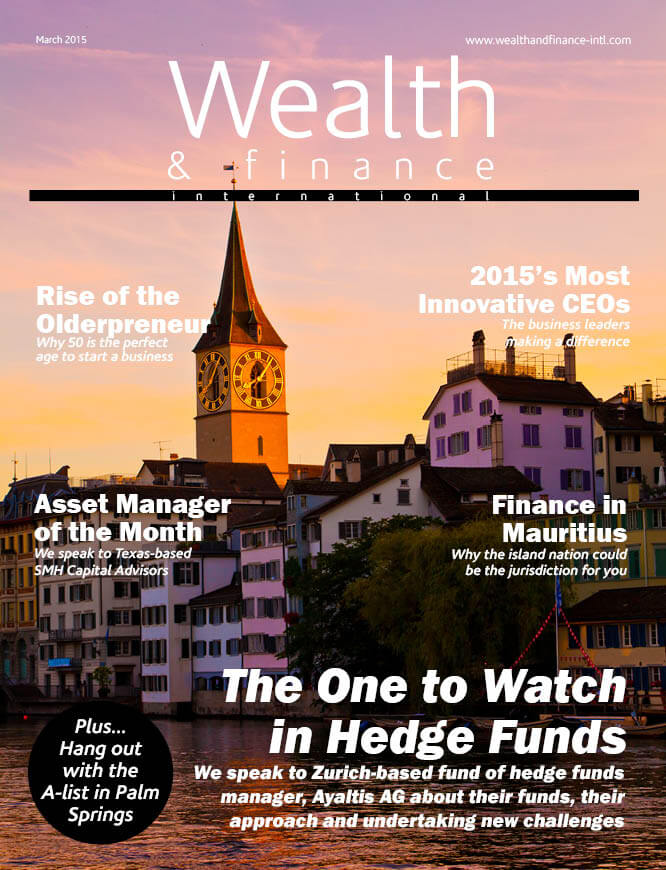 Wealth & Finance March 2015