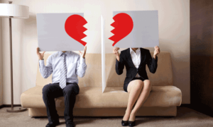 Don't Lose your Business just Because You've lost your Marriage