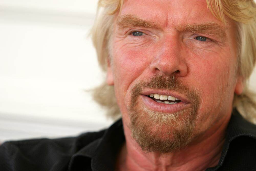 Virgin Boss Richard Branson Offers Staff Unlimited Annual Leave