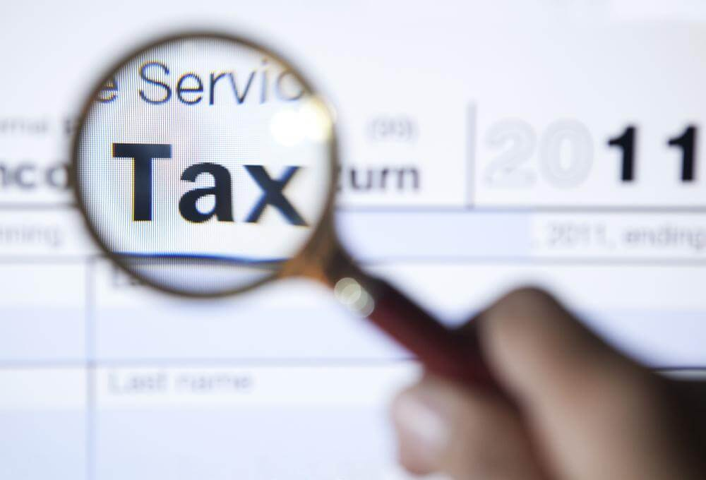 Big Business Opens Up on Tax