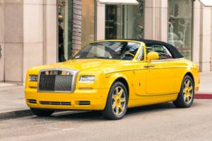 Hong Kong Entrepreneur Buys 30 Rolls