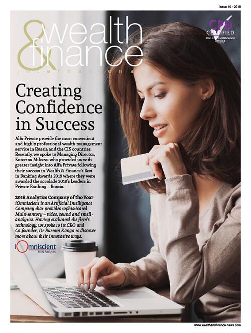 Wealth & finance International Issue 10