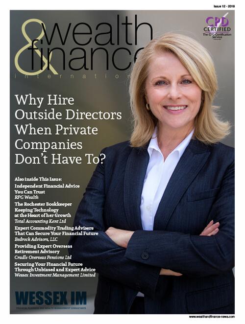 Wealth & Finance International Issue 12 2018