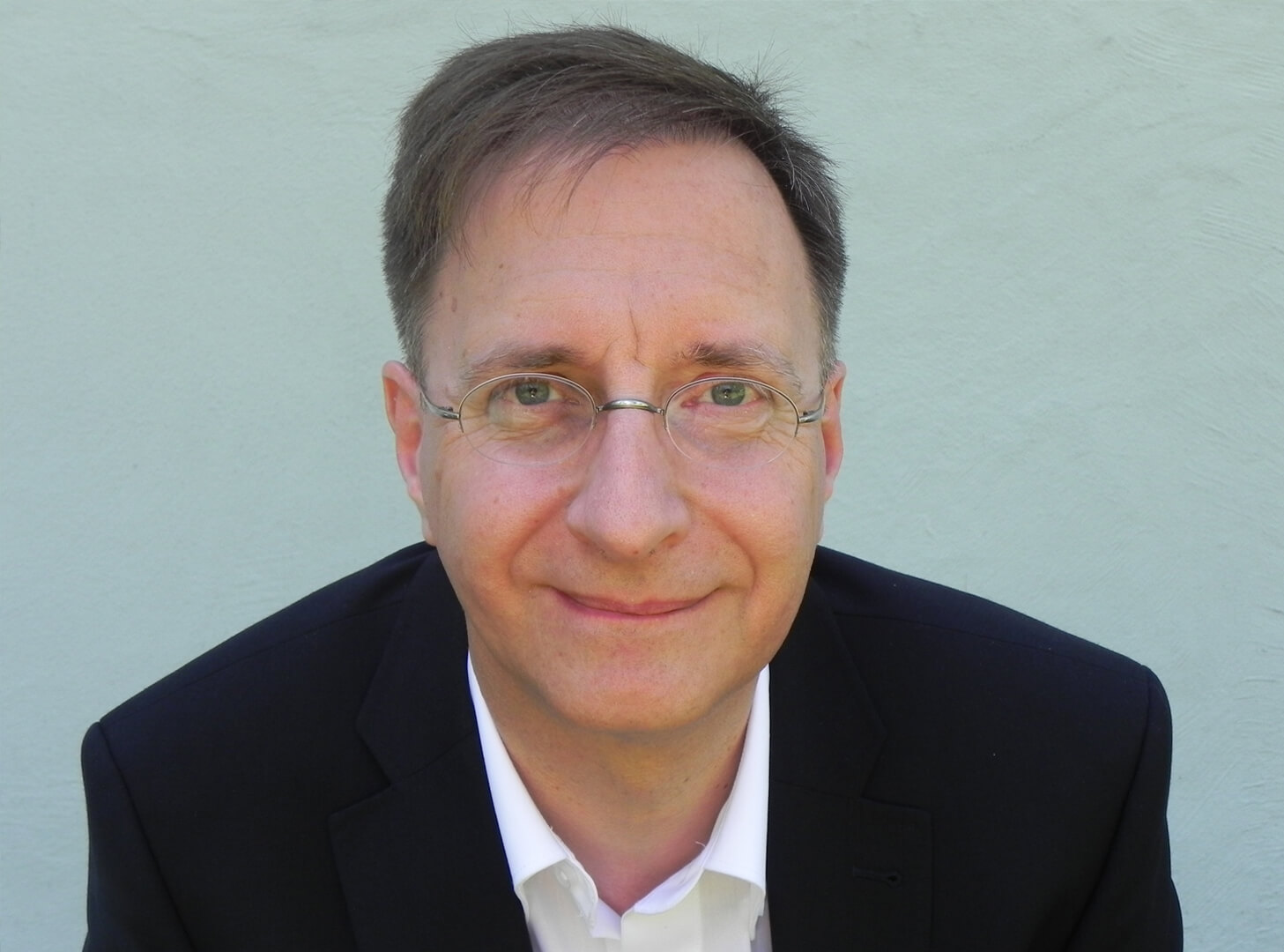 Robert Blood, managing director of NGO