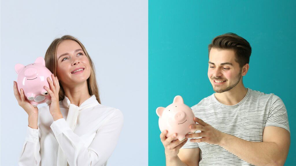 gender and savings
