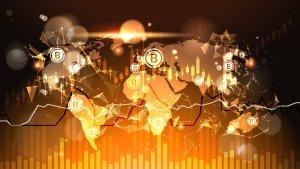 Digital crypto market