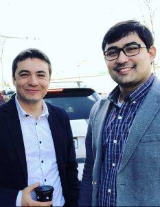 Abdullo and Zuhursho - ALIF
