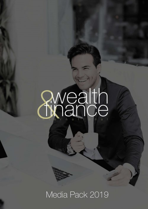 Wealth & Finance International Media Pack 2019 cover