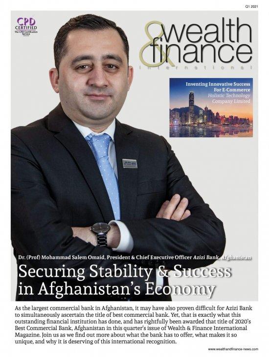 Wealth & Finance International Magazine Q1 2021