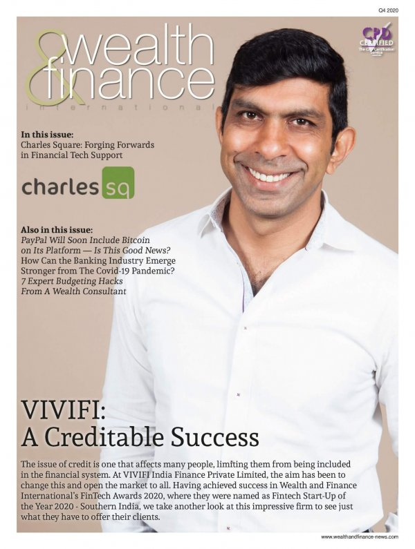 Wealth & Finance Q4 2020 - Cover